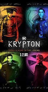 Krypton 2018: Season 1 - Full (1/10)