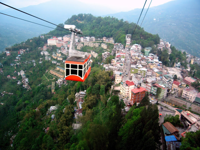 Gangtok sikkim tourist places in sikkim