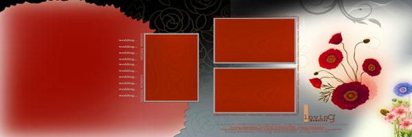 sanjay photo world psd karizma wedding album designs vol 09