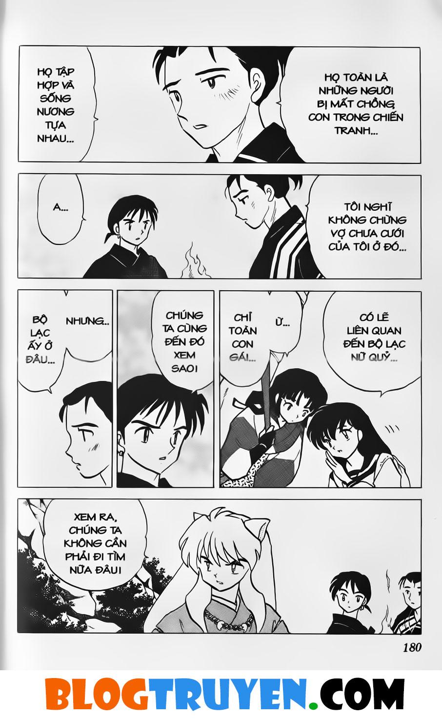 Inuyasha vol 29.10 trang 13