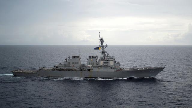 EE.UU. advierte que no tolerará más amenazas contra sus militares por parte de China