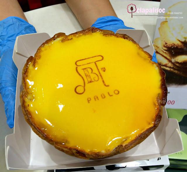 Pablo Classic Cheese Tart