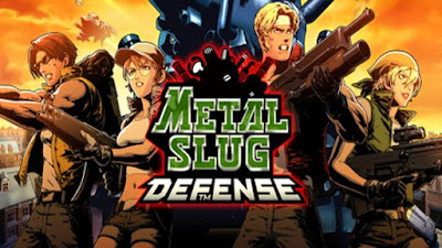 Metal Slug Defense v1.46.0 Mod Apk Free Download