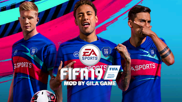 download game fifa 19 mod apk offline