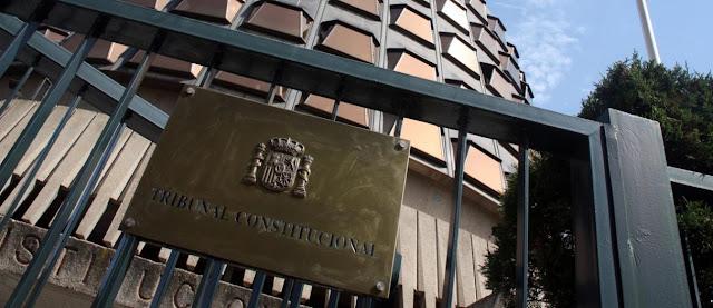Tribunal Constitucional y elecciones