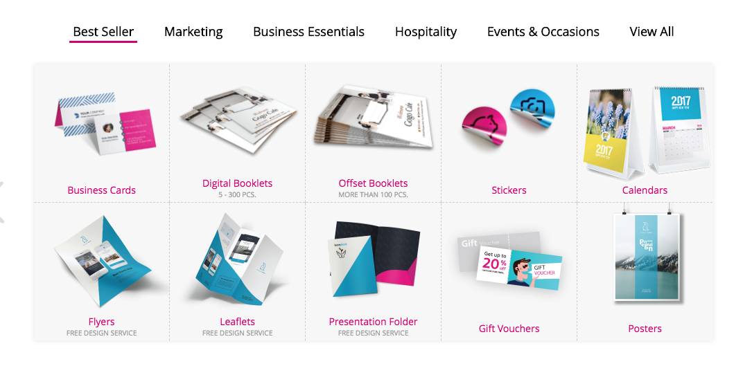 Mons diary singapore food and lifestyle blog easy affordable gogoprint provides printing services for a variety of business materials such as business cards digital booklets stickers calendars flyers reheart Image collections