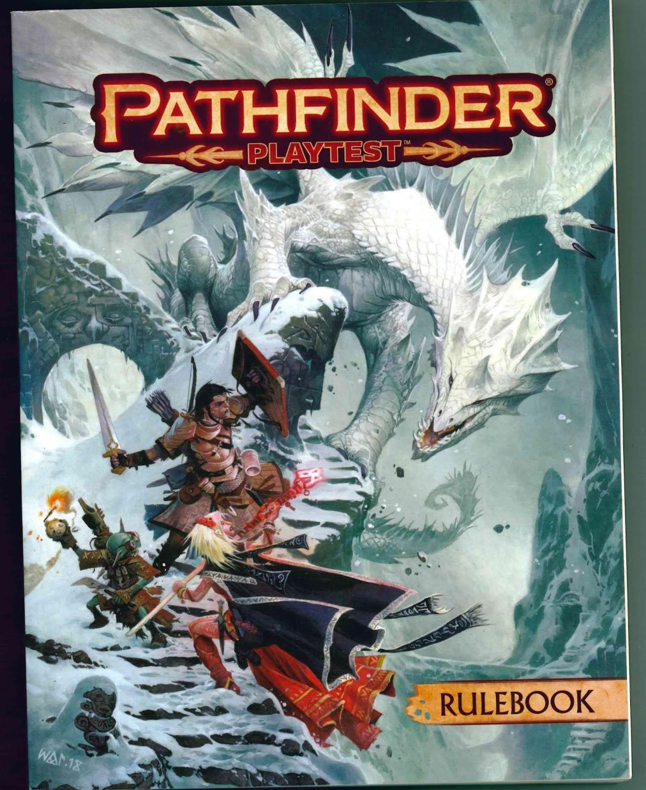 Pathfinder 2e Rulebook Pdf