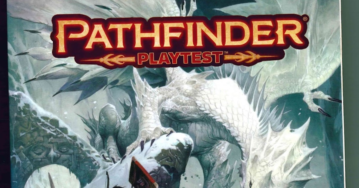 White Box and Beyond: Pathfinder Playtest 2e