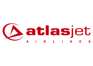 Atlasjet airlines Logo Vector