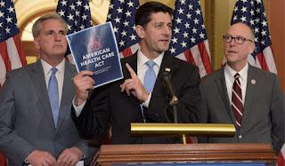 Paul Ryan and the American Heath Act