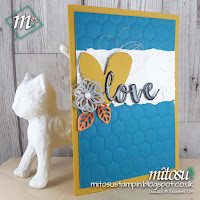 Stampin Up Sunshine Wishes Jay Soriano Mitosu Crafts Order Stampinup UK Online Shop 3