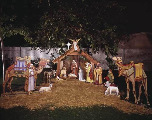Nativity Scene Craft Ideas