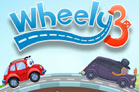 Here is #Wheely 3 by #CoolMathGames! #CarGames