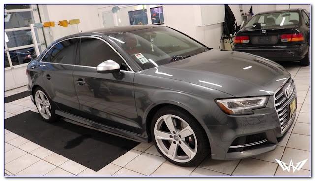 Audi S3 WINDOW TINT Film Price
