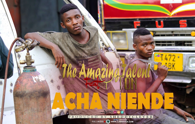 The Amazing talent Ft. Y tony - Acha niende