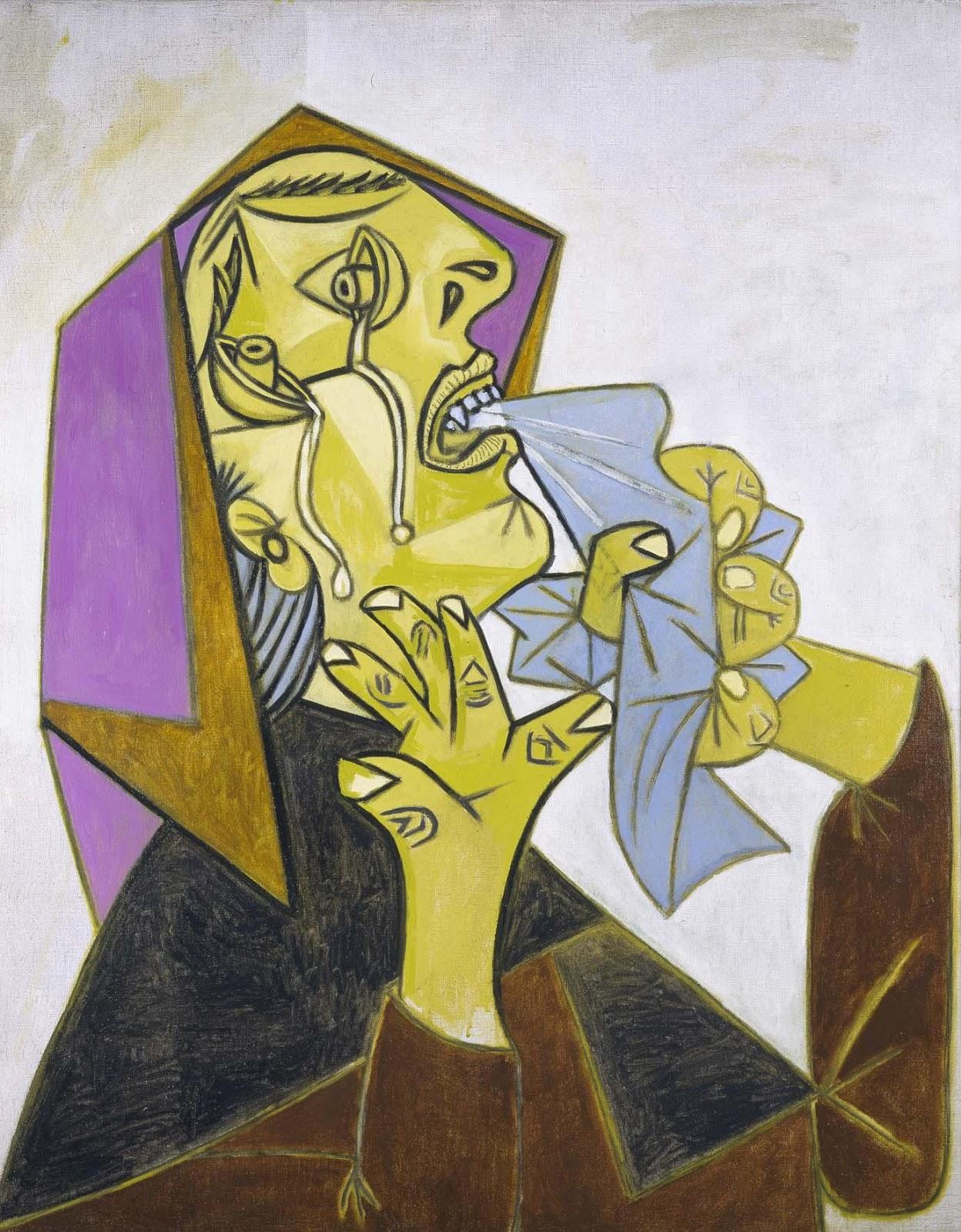 Picasso prostitutas sexo feminista