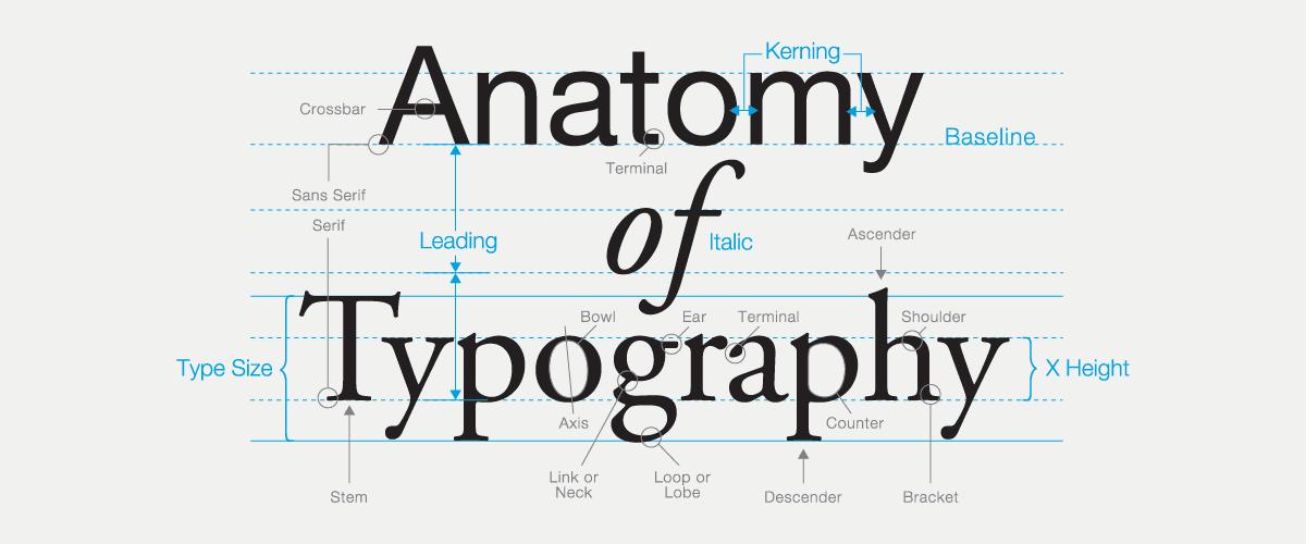 Mengenal Pengertian Tipografi Dan Jenis-jenis Font - Jenis Jenis Font