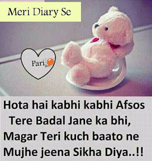Sweet love quotes meri diary se with images 2