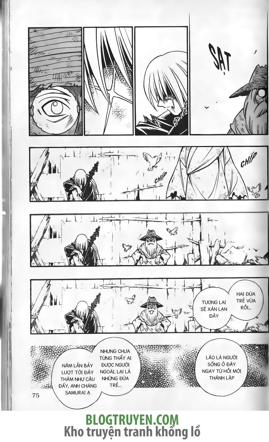 Rurouni Kenshin chap 210 trang 17