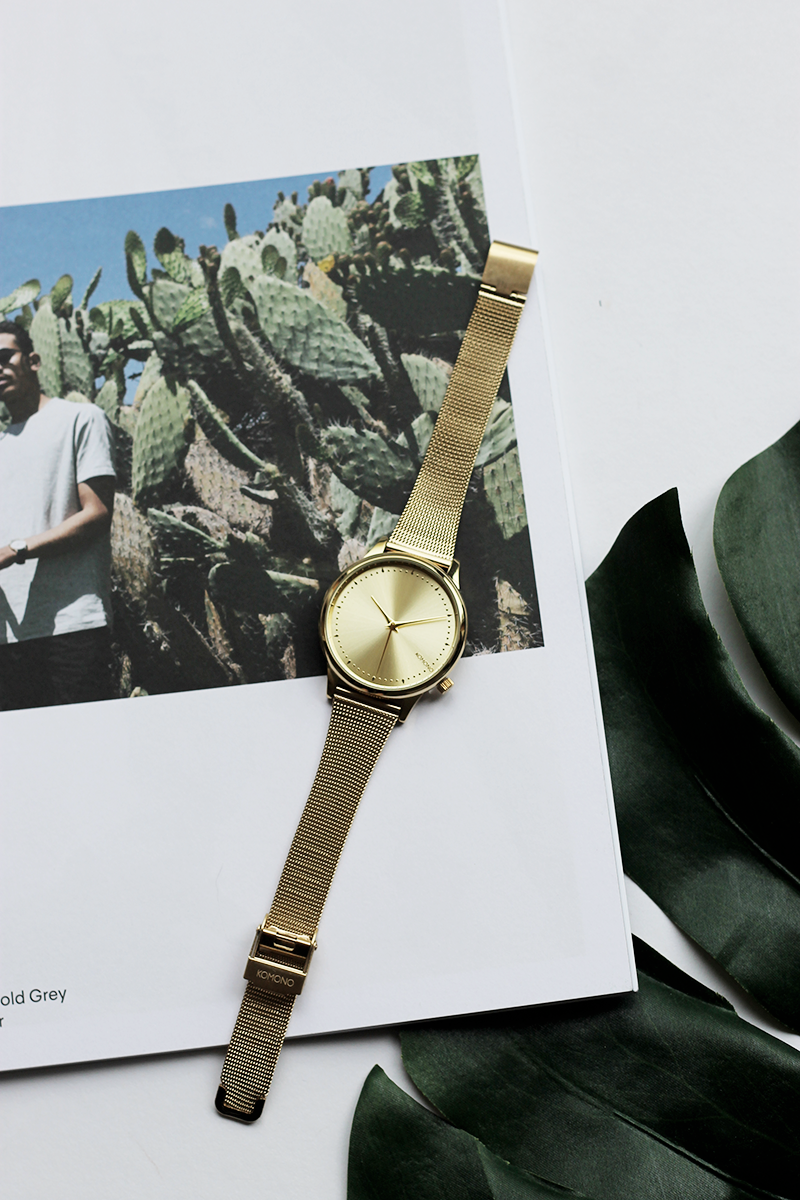 New In | Komono Watch
