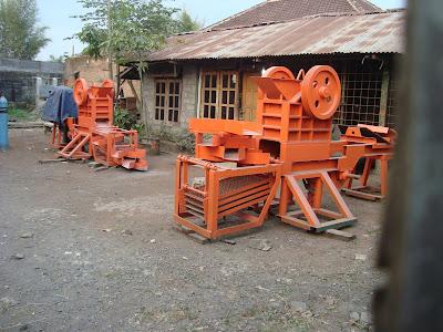 Harga Mesin Pemecah Batu dan berbagai Tipe