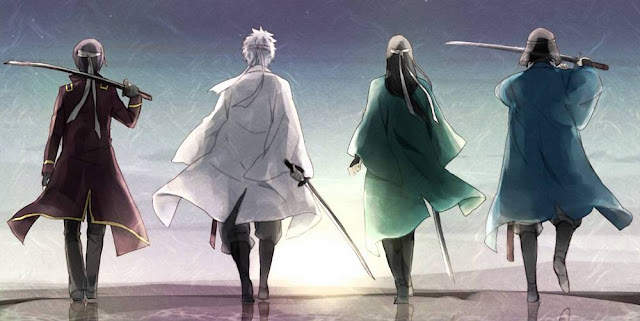Gintama. Porori-hen season 6