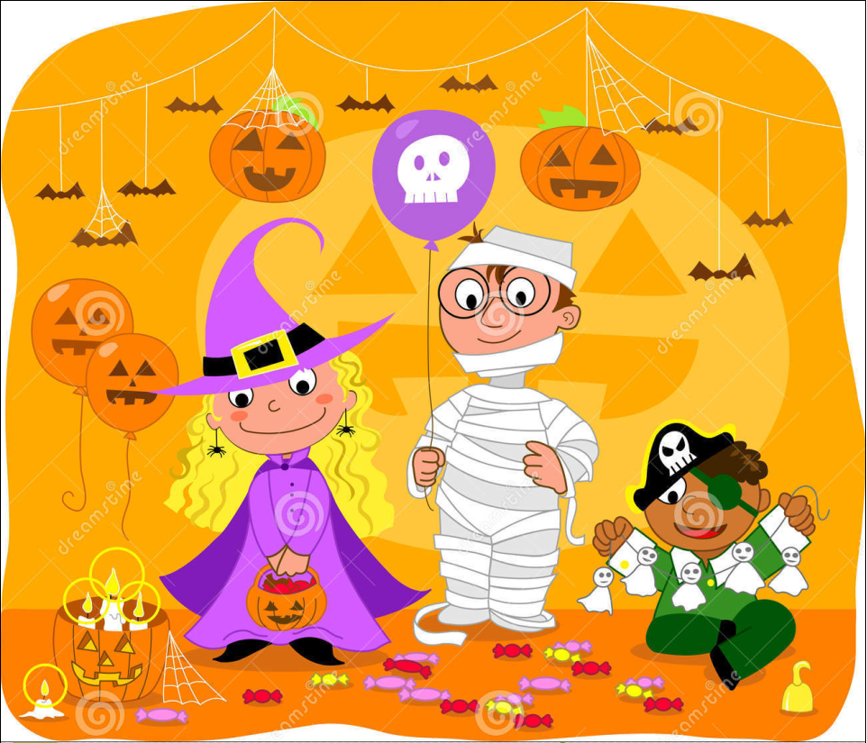 Friends of Lucas Park: Halloween Costume Party Play Date