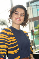 Taapsee Pannu looks super cute at United colors of Benetton standalone store launch at Banjara Hills ~  Exclusive Celebrities Galleries 005.JPG