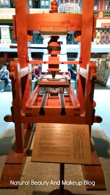 Macau's first printing press installed at Macau Museum. Various historical exhibits related to Macau