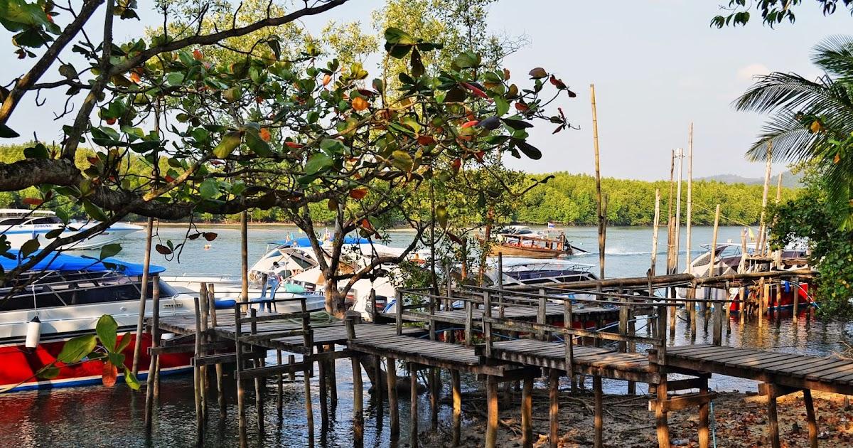 Trip To Krabi, Thailand: Phi Phi Islands - Maya Bay ...