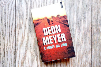 Lundi Librairie : L'Année du Lion - Deon Meyer