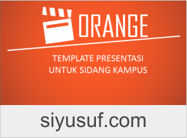 Download Template Powerpoint Untuk Sidang Kampus