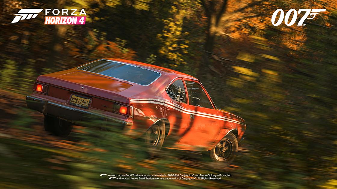 Forza Horizon 4 Xbo Pc Receber 225 Dlc De 007 Xbox Blast