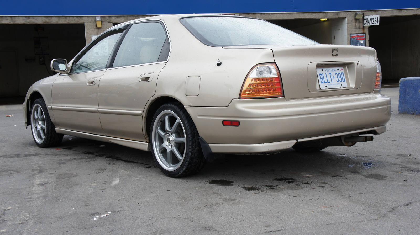 Honda Accord 1994 Model   New Honda Model