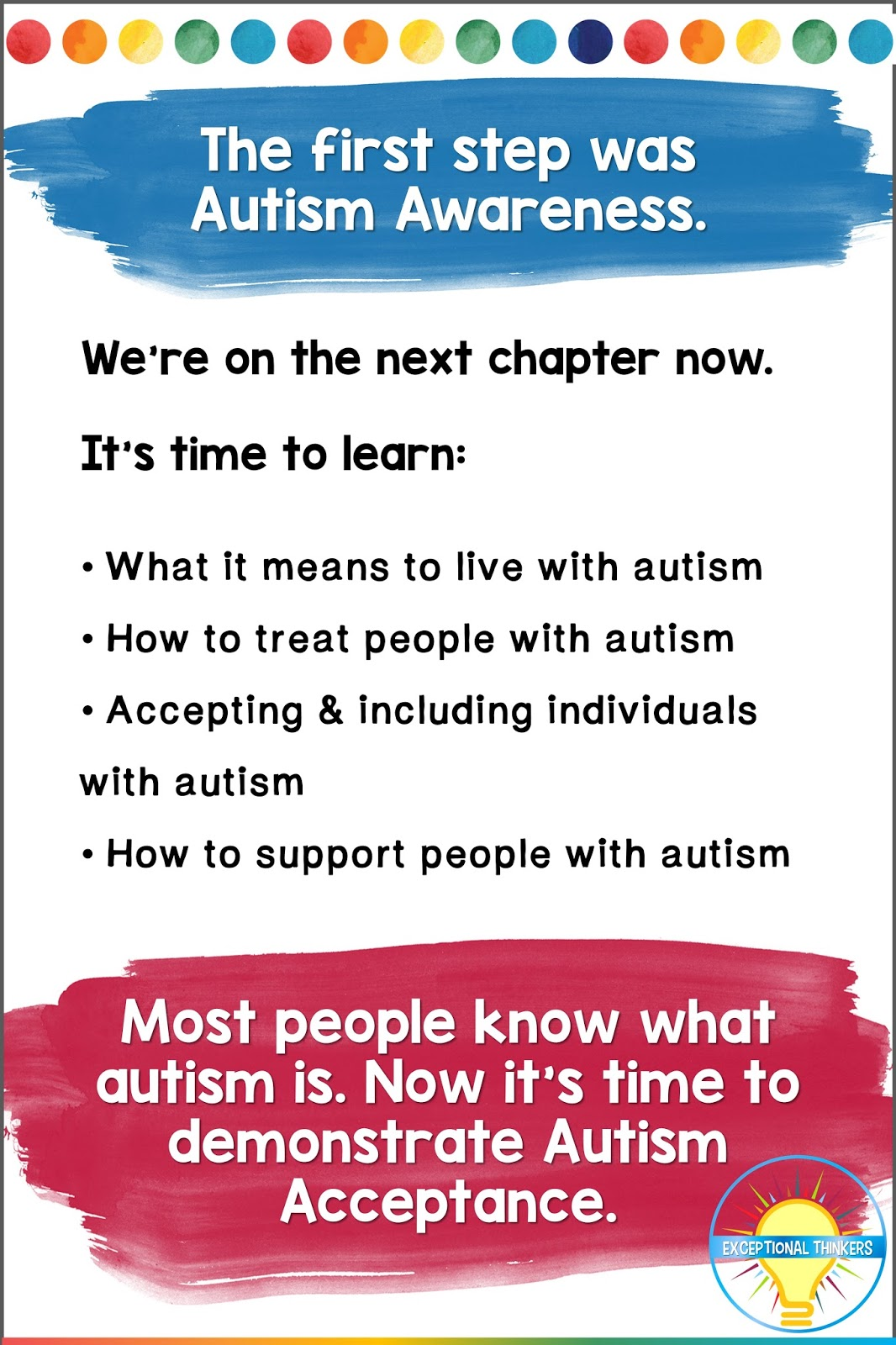 What Do We Really Know About Autism And >> Autism We Re Aware But Do We Really Get It Conversations From