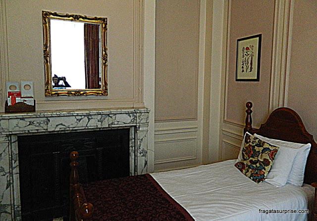 Apartamento do Hotel Adelphi de Liverpool