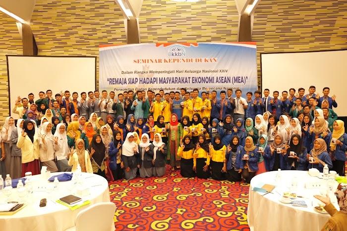 Remaja Lampung  Siap Hadapi Masyarakat ASEAN (MEA)