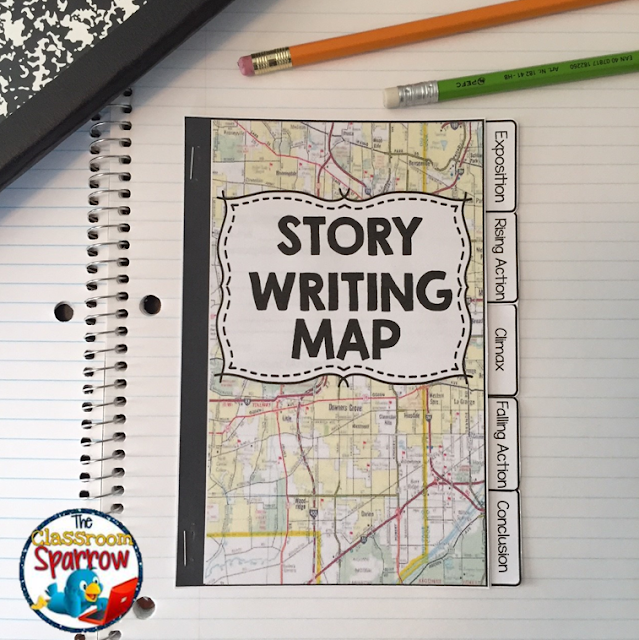 https://www.teacherspayteachers.com/Product/Short-Story-Writing-INTERACTIVE-NOTEBOOK-Flip-Book-Story-Map-Handouts-3327936