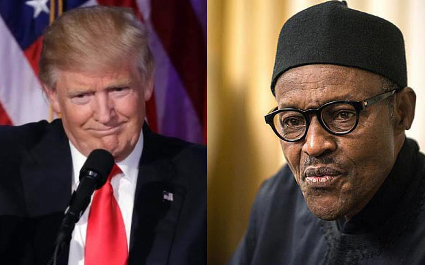 "Donald Trump tasks Buhari over Biafra: ""Protests are hallmark of democracy"""