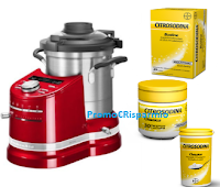 Logo Con Citrosodina vinci 14 Cook Processor KitchenAid