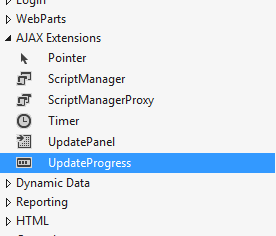 AJAX UpdateProgress Image(GIF) and Text in ASP NET C# ~ ASP With
