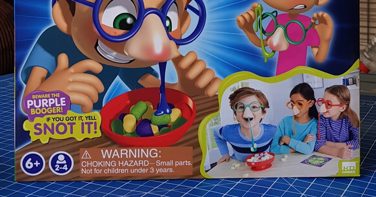 8fb362e556f The Brick Castle  Snot it! Family Game Review and Christmas Present  Giveaway Age 6+ (sent for review)