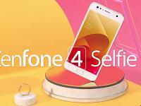 Review Asus Zenfone 4 Selfie Terbaru 2017