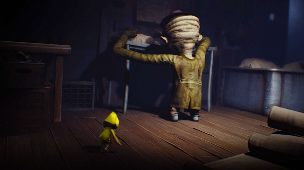 Spesifikasi Little Nightmares