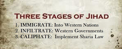 Three Stages of Jihad - Expose Them All - ETA
