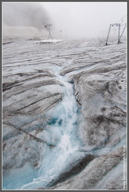 Glaciar de Stubai Austria
