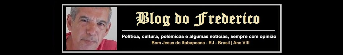 Blog do Frederico