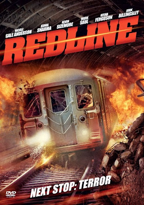 Poster Of Red Line (2013) In Hindi English Dual Audio 300MB Compressed Small Size Pc Movie Free Download Only At worldfree4u.com