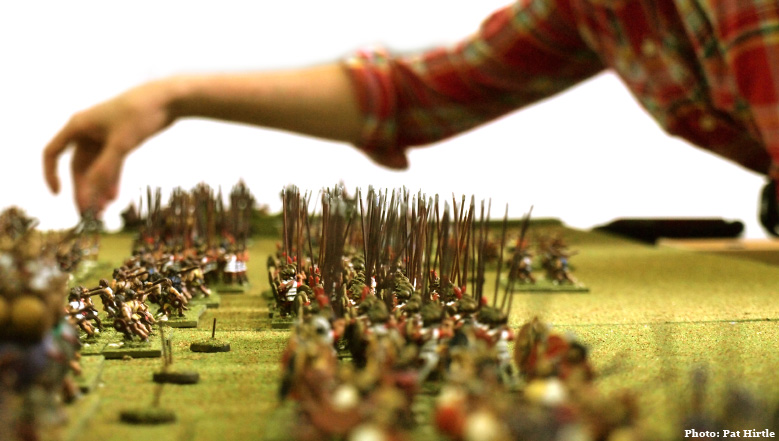 Prufrock's Wargaming Blog