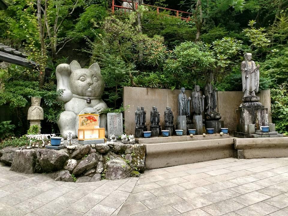 Scoprendo il kyushu il tempio di nanzoin casa del buddha for Case del giappone